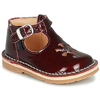 Pantofi Fete Sandale  Aster BIMBO Bordo