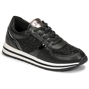Pantofi Femei Pantofi sport Casual Jana HARED Negru