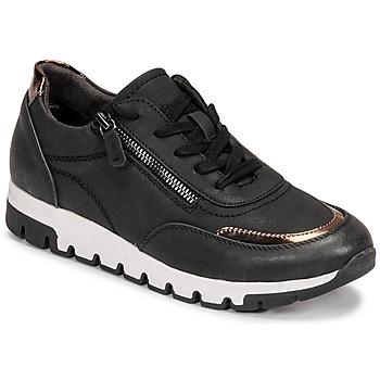 Pantofi Femei Pantofi sport Casual Jana GERFRA Negru