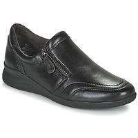Pantofi Femei Pantofi sport Casual Jana ZERRA Negru