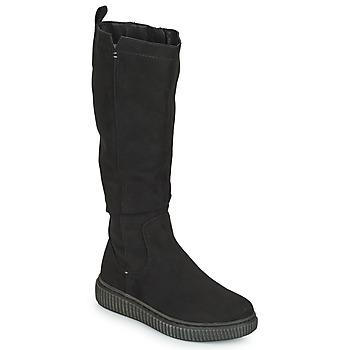 Pantofi Femei Cizme casual Jana KAMIRA Negru