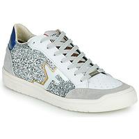 Pantofi Femei Pantofi sport Casual Serafini SAN DIEGO Argintiu / Alb