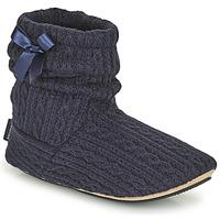 Pantofi Femei Papuci de casă Isotoner 97720 Albastru