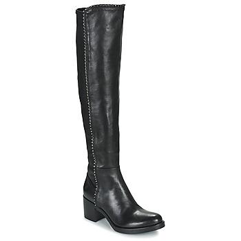 Pantofi Femei Cizme casual Fru.it BILENA Negru