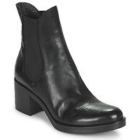Pantofi Femei Botine Fru.it ADRIANA Negru