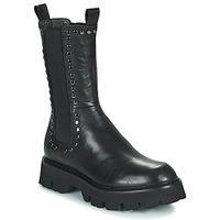 Pantofi Femei Ghete Fru.it ALOISA Negru