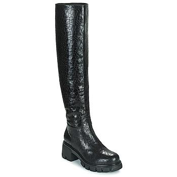 Pantofi Femei Cizme casual Fru.it FELINDA Negru