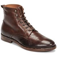 Pantofi Bărbați Ghete Kost MILITANT 67 Coniac