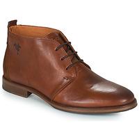 Pantofi Bărbați Ghete Kost MADISON Coniac