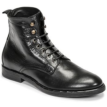 Pantofi Bărbați Ghete Kost MILITANT 67 Negru