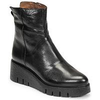 Pantofi Femei Ghete Wonders E-6232 Negru