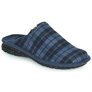 Pantofi Bărbați Papuci de casă Romika Westland TOULOUSE 57 Albastru / Negru