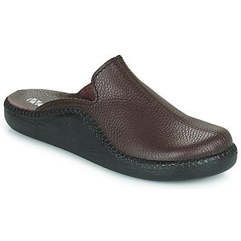 Pantofi Bărbați Papuci de casă Romika Westland MONACO 202G Maro
