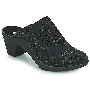 Pantofi Femei Papuci de vară Romika Westland ST TROPEZ 234 Negru