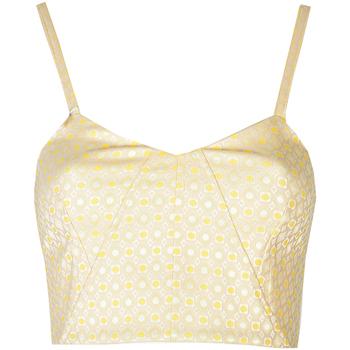 Îmbracaminte Femei Topuri și Bluze Patrizia Pepe  galben