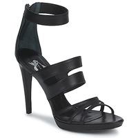 Pantofi Femei Sandale și Sandale cu talpă  joasă Paul & Joe STARGATE Negru