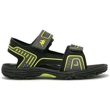 Pantofi Copii Sandale  Kappa Paxos K Negre, Gri, Galbene
