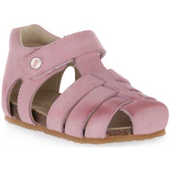 Pantofi Fete Multisport Naturino FALCOTTO 0M02 ALBY PINK Rosa