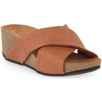 Pantofi Femei Papuci de vară Frau NERO MATERA Nero