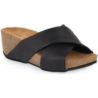 Pantofi Femei Papuci de vară Frau TERRA MATERA Marrone
