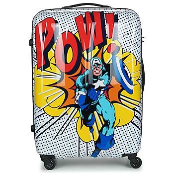 Genti Valize Rigide American Tourister MARVEL LEGENDS POP ART 77 CM Multicolor
