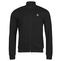 Îmbracaminte Bărbați Bluze îmbrăcăminte sport  Le Coq Sportif ESS FZ SWEAT N 3 M Negru