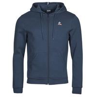 Îmbracaminte Bărbați Bluze îmbrăcăminte sport  Le Coq Sportif ESS FZ HOODY N 3 M Albastru