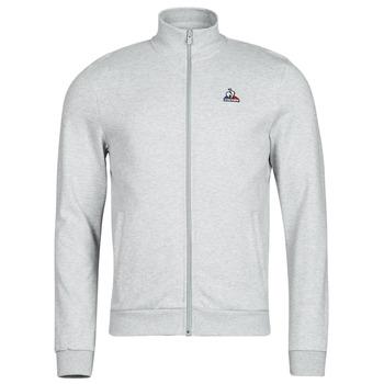 Îmbracaminte Bărbați Bluze îmbrăcăminte sport  Le Coq Sportif ESS FZ SWEAT N 3 M Gri / Chiné