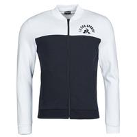 Îmbracaminte Bărbați Bluze îmbrăcăminte sport  Le Coq Sportif SAISON 2 FZ SWEAT N 1 Albastru / Alb