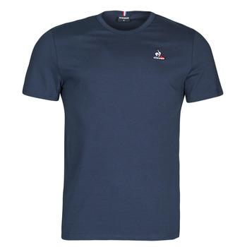Îmbracaminte Bărbați Tricouri mânecă scurtă Le Coq Sportif ESS TEE SS N 3 M Albastru
