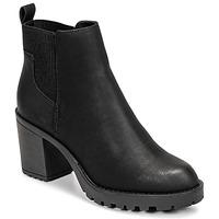 Pantofi Femei Botine Only BARBARA HEELED BOOTIE Negru