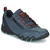 Pantofi Femei Pantofi sport Casual Allrounder by Mephisto NAILA TEX Albastru