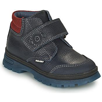 Pantofi Băieți Ghete Pablosky 502923 Albastru