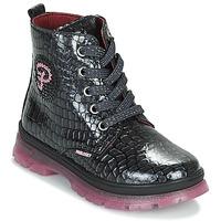 Pantofi Fete Ghete Pablosky 404157 Negru