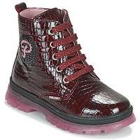Pantofi Fete Ghete Pablosky 404167 Bordo