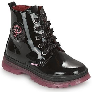 Pantofi Fete Ghete Pablosky 404019 Negru