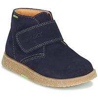 Pantofi Băieți Ghete Pablosky 502228 Albastru
