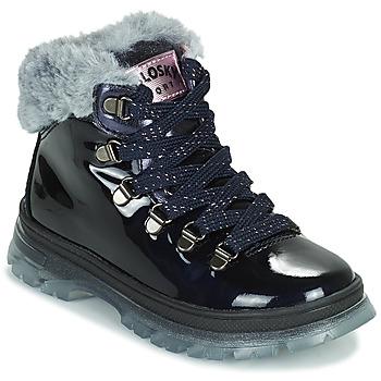 Pantofi Fete Ghete Pablosky 404429 Albastru