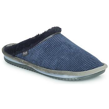 Pantofi Femei Papuci de casă Scholl BRIENNE FLUFFY Albastru