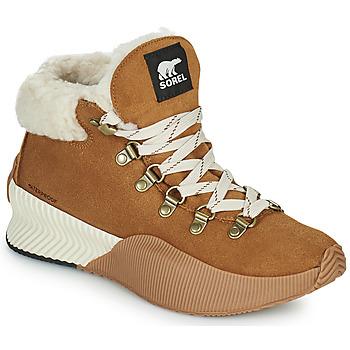 Pantofi Femei Ghete Sorel OUT N ABOUT III CONQUEST Camel