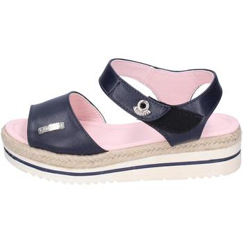 Pantofi Femei Sandale  Lancetti BJ944 Albastru