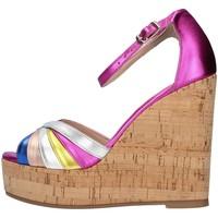 Pantofi Femei Sandale  L'amour 631 FUCHSIA
