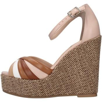 Pantofi Femei Sandale  L'amour 631 PINK