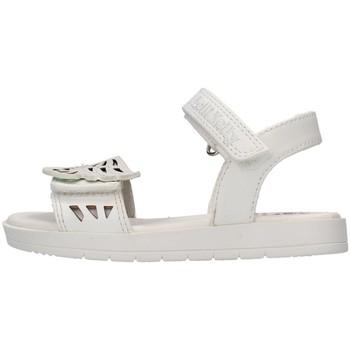 Pantofi Fete Sandale  Lelli Kelly LK7520 WHITE