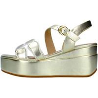 Pantofi Femei Sandale  Luciano Barachini GL123E GOLD