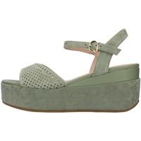 Pantofi Femei Sandale  Luciano Barachini GL125P GREEN