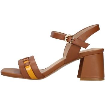 Pantofi Femei Sandale  Luciano Barachini GL282R BROWN
