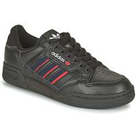 Pantofi Pantofi sport Casual adidas Originals CONTINENTAL 80 STRI Negru / Albastru / Roșu