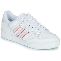Pantofi Femei Pantofi sport Casual adidas Originals CONTINENTAL 80 STRI Alb / Roz
