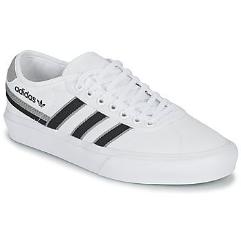 Pantofi Pantofi sport Casual adidas Originals DELPALA Alb / Negru